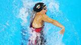 Диана Петкова 13-а на 100 метра свободен стил в Буенос Айрес