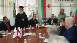 БЧК обедини големи дарители за Хаити