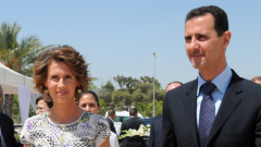 Британия иска да лиши съпругата на Асад от гражданство и я разследва за тероризъм