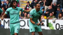 Милан ще се пробва за халф на Арсенал през зимата