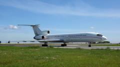 Руски правителствен самолет с бърз полет до Беларус и обратно