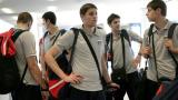 Волейболните национали се преместиха в Ботевград