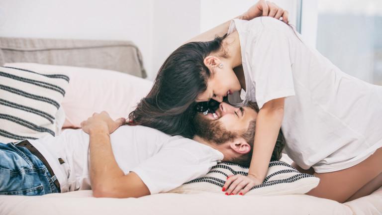Петте непростими грешки на мъжете в леглото