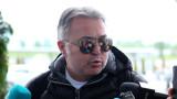 Ясен Петров: Трансферите в чужбина са доказателство за работата ни