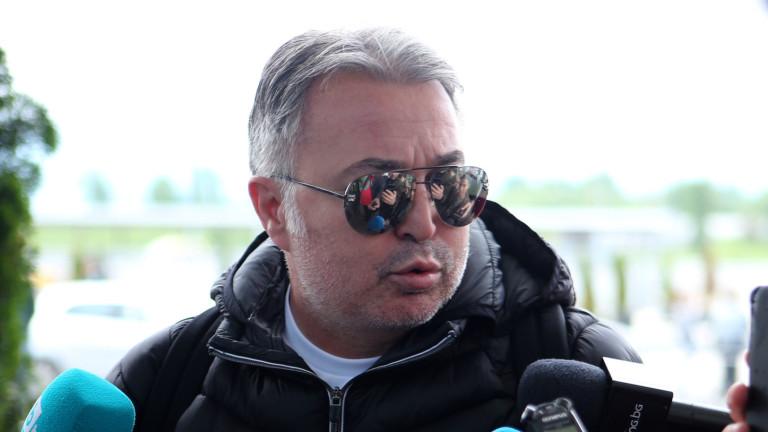 Ясен Петров: В момента нашето първенство тече доста интензивно, ще извлечем максимума