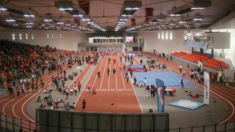 Мартин Проданов триумфира и на 800 метра