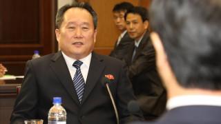 КНДР назначи хардлайнер от армията за външен министър