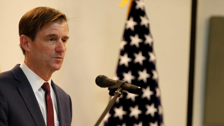 Заместник-държавният секретар на САЩ по политическите въпроси Дейвид Хейл заяви