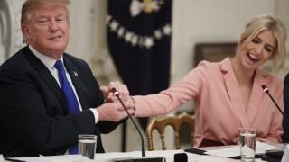Иванка Тръмп отново се изказа