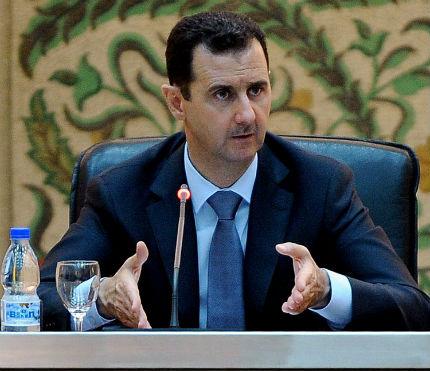 Сирийският президент Асад обяви амнистия