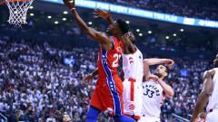 Милуоки Бъкс обърна Торонто Раптърс в последната четвърт