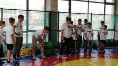 Станка Златева мотивира децата на Поморие да тренират по време на Европейската седмица на спорта