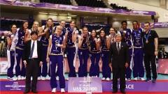 Добриана Рабаджиева с бронз от световното клубно първенство