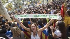 Многохилядни протести в Каталуния