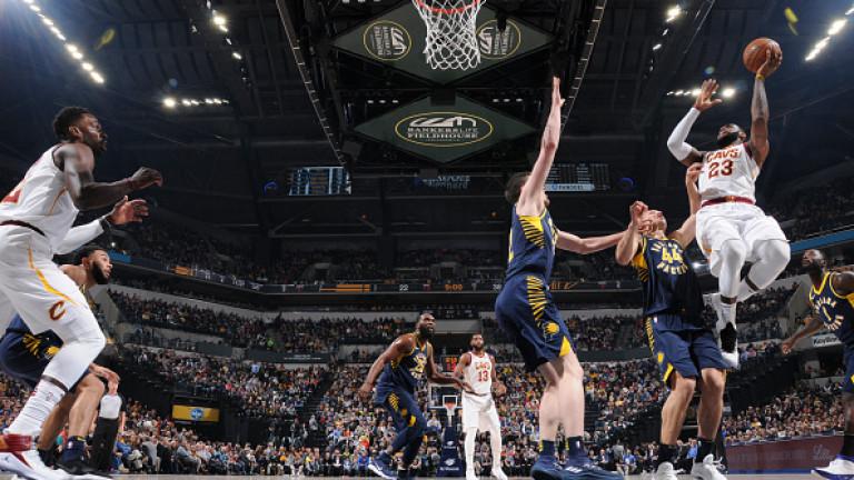 Трета поредна загуба за Кливланд в НБА (РЕЗУЛТАТИ)