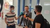 Стойчо Младенов: Виктория е преодолим отбор, с помощта на феновете всичко е възможно