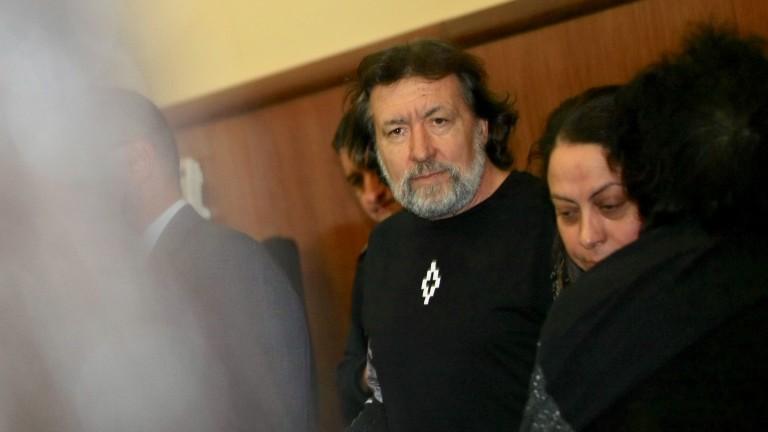 """Николай Банев се оплака от """"флората и фауната"""" в ареста"""