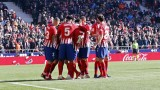 Атлетико победи Хетафе в мач с два червени картона и пропусната дузпа
