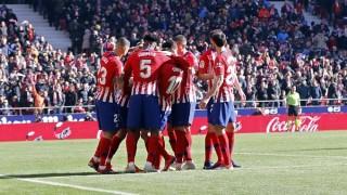 Атлетико (Мадрид) си осигури услугите на млад аржентински нападател
