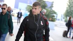 ЦСКА търси нов отбор за младата си звезда