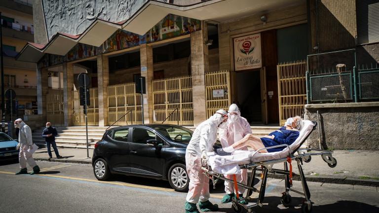 Италия в неделя отчете още 525 смъртни случая от новия