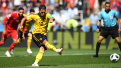 Белгия - Тунис 5:2, високо темпо и много голове