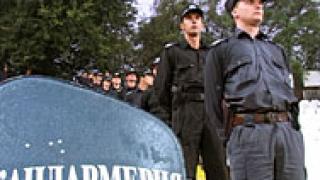 124 мероприятия охранява жандармерията през 2006г.