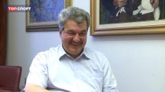Тодор Батков пред ТОПСПОРТ: Слава Богу, че Божков влезе в Левски, през 2006 година можеше да ни изхвърлят от Европа