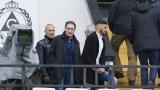 """Домусчиев: ЦСКА може да се завърне в """"А"""" група, но не трябва да се правят компромиси"""