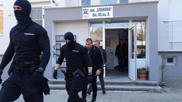 Данните на полицията за разследващ полицай от ОДМВР-Благоевград, която е