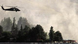 Афганистански полицай уби двама US войници и се самоуби