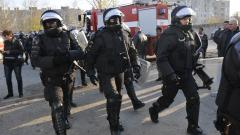 400 арестувани мигранти след бунта в Харманли