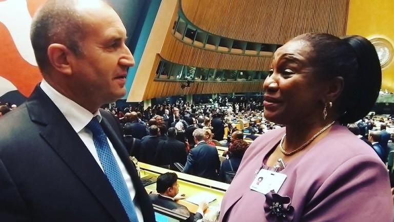ООН проговори на български език