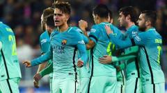 Барса очаквано не сгреши срещу Ейбар, преследването на върха в Ла Лига продължава