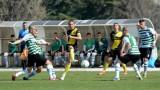 Черно море победи Ботев (Пд) в първи мач от 1/2-финалите за Купата на БФС