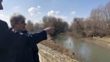 Ще се работи непрекъснато до укрепването на река Чая, увери Димов