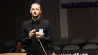Братислав Кръстев спечели втори ранкинг турнир за сезона