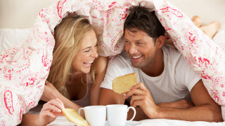 Секс и храна срещу грип