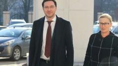 Даниел Митов и Христо Ангеличин се изправиха пред съда