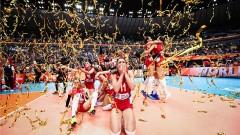 Всички медалисти от дамските Световни първенства по волейбол