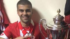 Самир Аясс пред ТОПСПОРТ: Голът срещу Берое ми е най-ценен, не давам медала и екипа на ЦСКА за нищо!