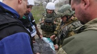 Повече от 160 души са убити в Източна Украйна през 2018 г.