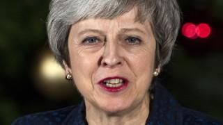 Мей се връща в Брюксел за преговорите по Брекзит