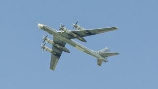САЩ пак подгониха руски бомбардировачи
