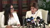 Джени Равало и Глория Олред няма да търсят финансово обезщетение от Кубрат Пулев