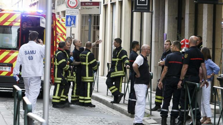 Няма данни за пострадали българи при експлозията в Лион