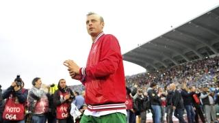 Бербатов: Екипът на националния отбор е най-специален за мен