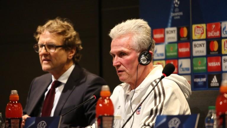 Юп Хайнкес: Работим усилено, за да подобрим играта си