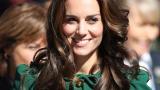 Изящна в зелено! Кейт Мидълтън заложи на Долче и Габана (СНИМКИ)