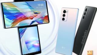 Телефонът с два екрана на LG изтече в мрежата